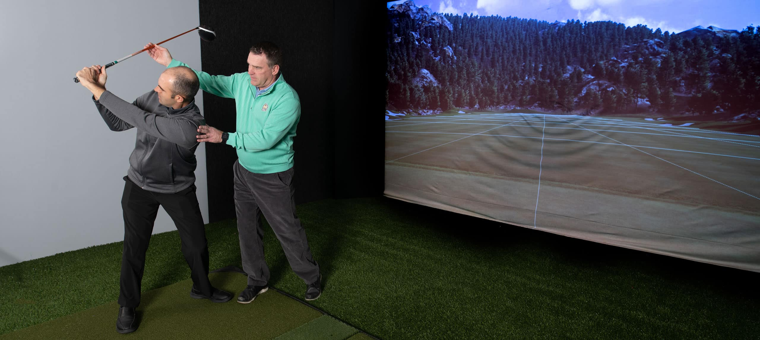Woods to Wedges Instruction Session
